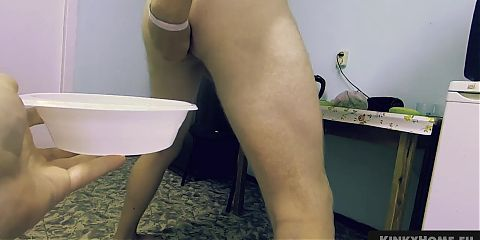 Bananas in Mans Ass - Crazy Extreme Anal Session!